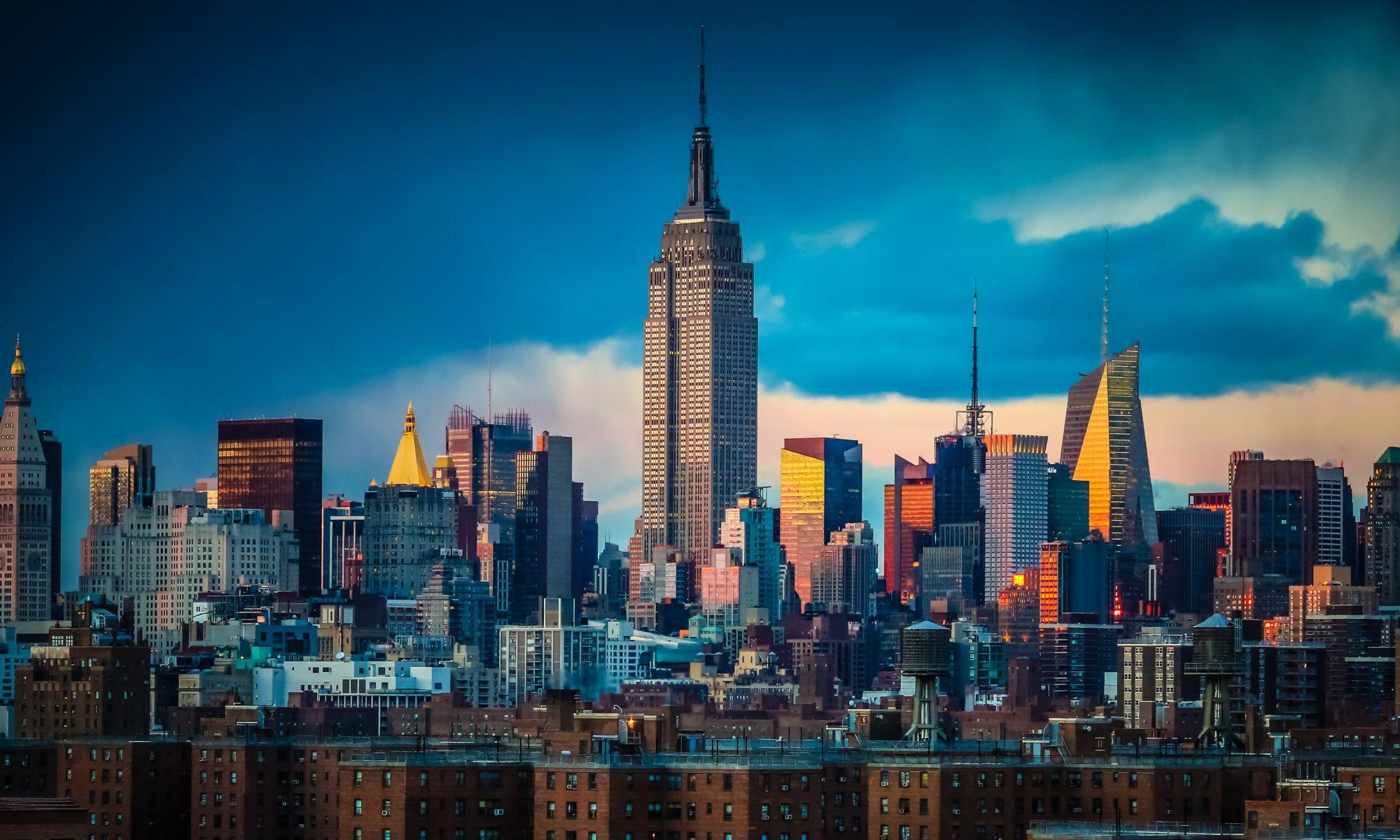 Michael in New York
